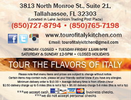 Tour the Flavors of Italy