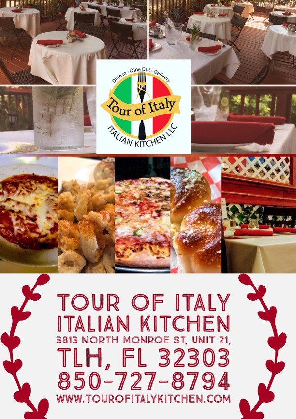 Tour of Italy Kitchen