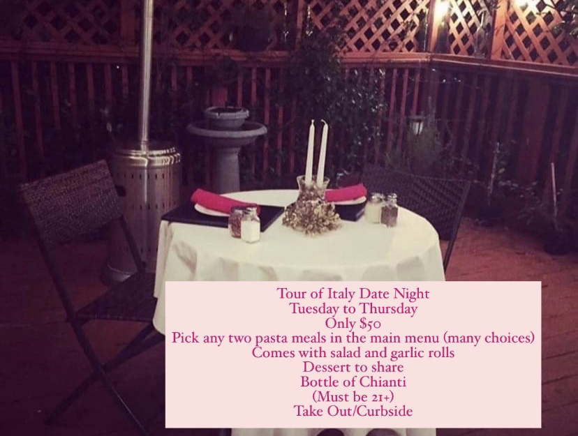 Tours of Italy Date Night